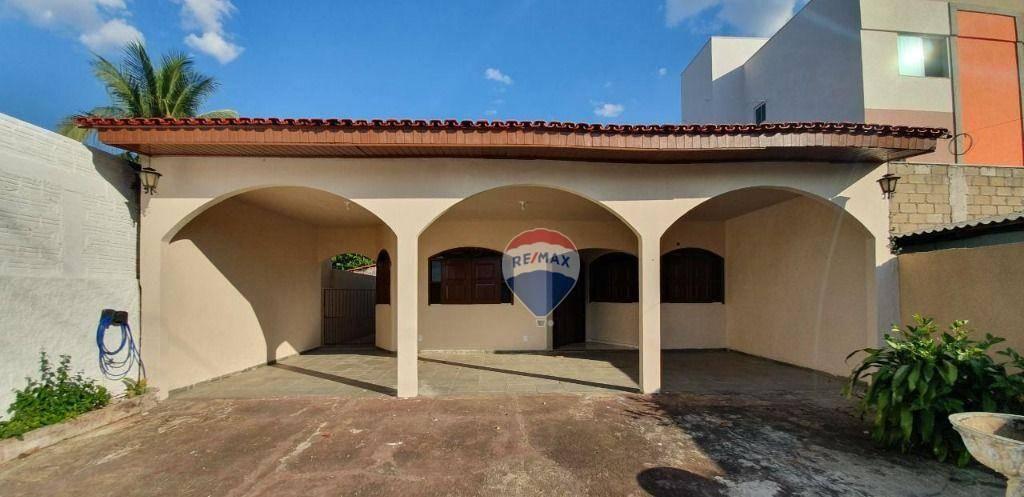 Casa com 3 dormitórios para alugar, 115 m² por R$ 2.000,00/mês - São João Bosco - Porto Velho/RO