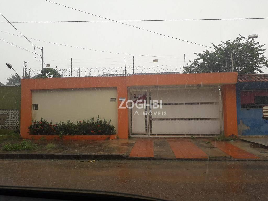 Casa com 4 dormitórios à venda, 180 m² por R$ 320.000 - Agenor de Carvalho - Porto Velho/RO