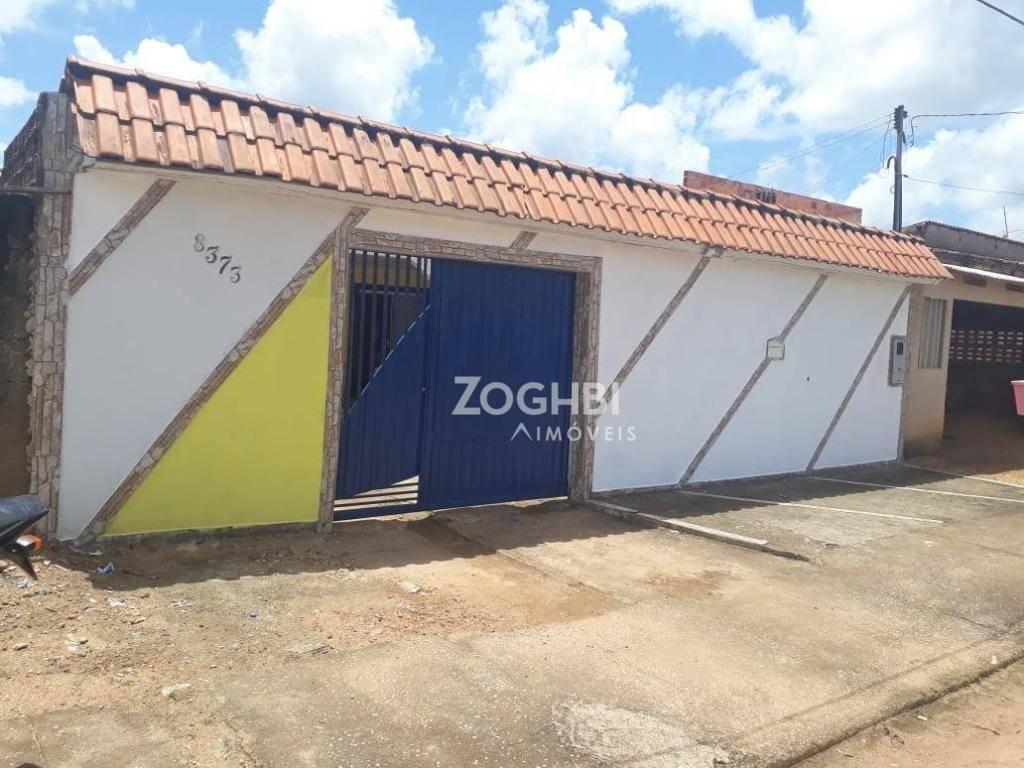 Casa com 2 dormitórios à venda, próximo a praça Ceu, por R$ 165.000 - Juscelino Kubitschek - Porto Velho/RO