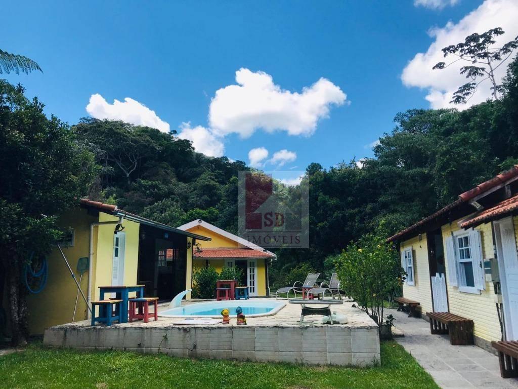 Foto - [CA0831] Casa Teresópolis, Vargem Grande