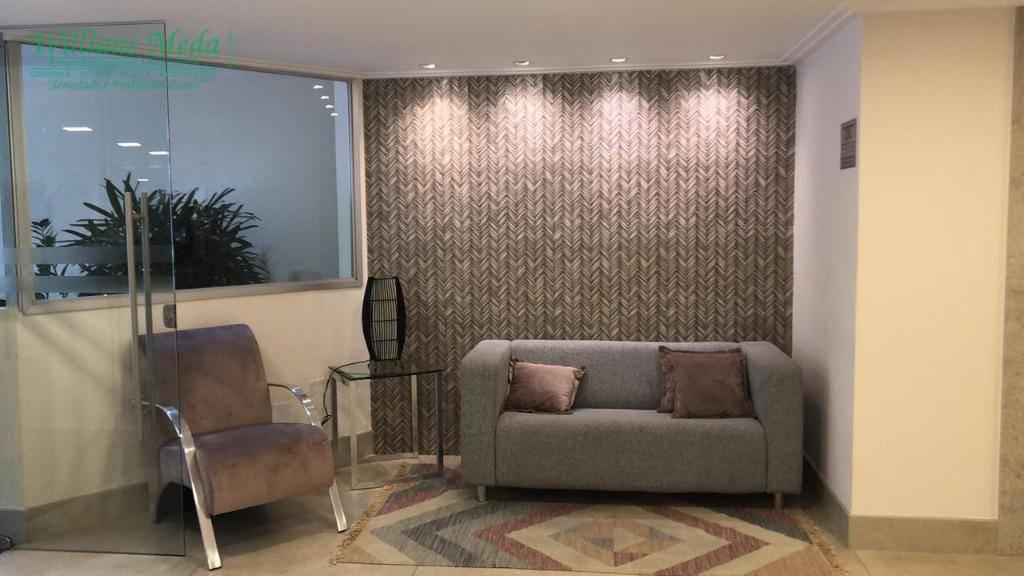 Apartamento com 3 dormitórios à venda, 144 m² por R$ 660.000 - Vila Progresso - Guarulhos/SP