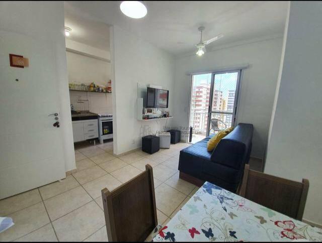 Apartamento com 2 dormitórios para alugar, 58 m² por R$ 1.300/mês - Cidade Ocian - Praia Grande/SP