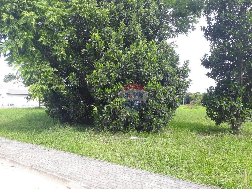 Terreno em condomínio em Aldeia, km 12,5.