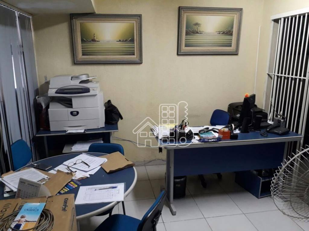 Sala comercial à venda, Centro, Niterói.