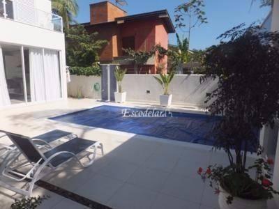 Casa com 5 dormitórios à venda, 300 m² por R$ 3.000.000,00 - Riviera de São Lourenço - Bertioga/SP