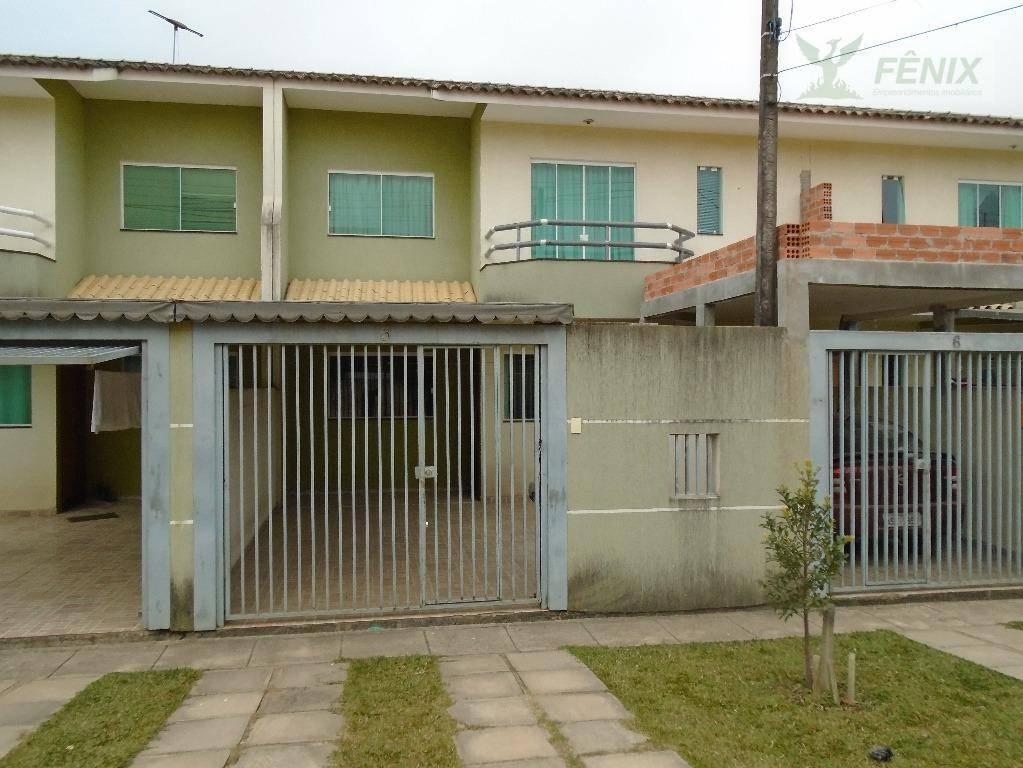 Casa residencial para locação, Maracanã, Colombo - CA0081.