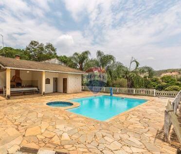 Casa com 4 dormitórios à venda, 690 m² por R$ 1.200.000,00 - Jardim Estância Brasil - Atibaia/SP