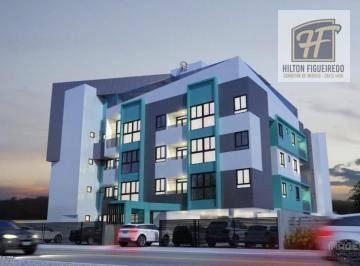 Apartamento à venda, 55 m² por R$ 219.000,00 - Jardim Oceania - João Pessoa/PB