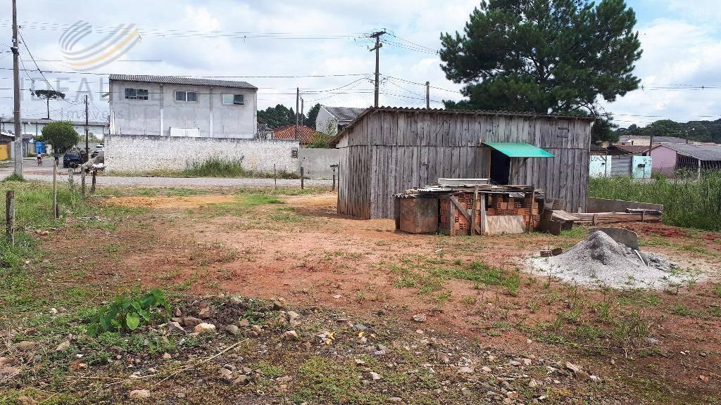 Terreno residencial à venda, Borda Do Campo, São José dos Pi