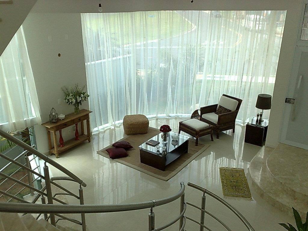 Casa 4 Dorm, Alphaville Dom Pedro, Campinas (CA1651)