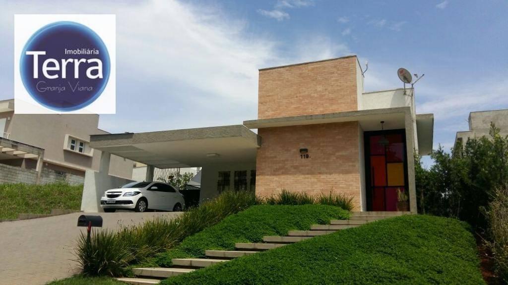 Casa residencial à venda, Vintage, Granja Viana.