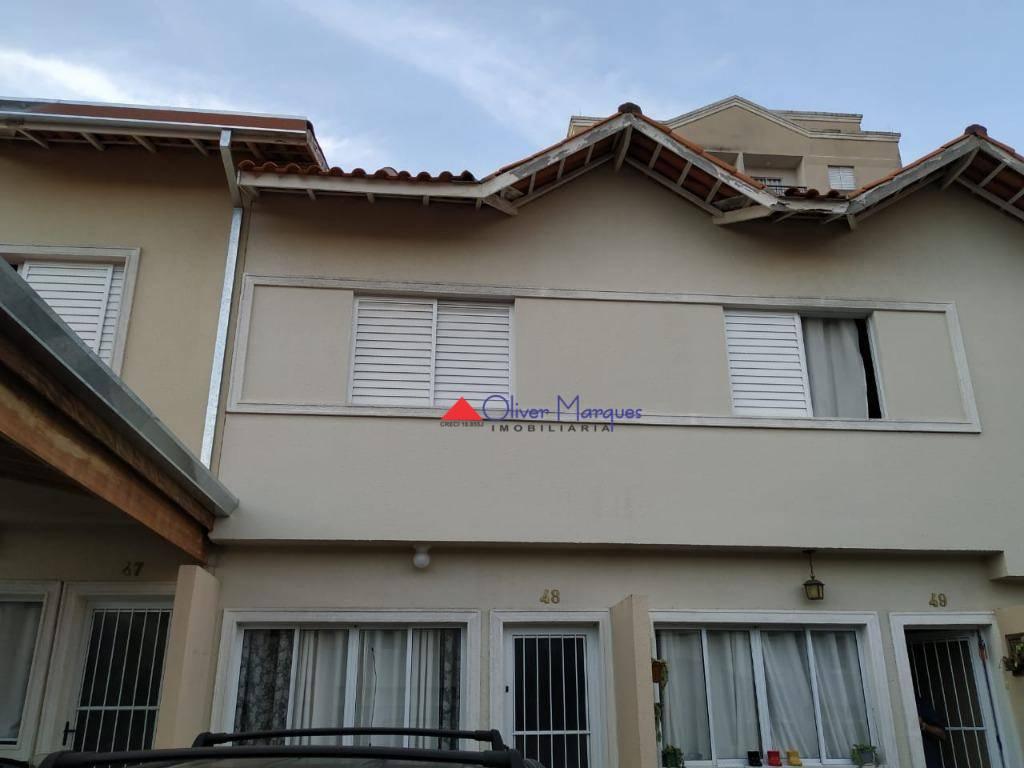 Sobrado com 2 dormitórios à venda, 107 m² por R$ 300.000,00 - Carapicuíba - Carapicuíba/SP