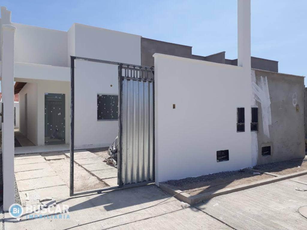 Casa com 2 dormitórios à venda, 53 m² por R$ 138.000 - Tomba - Feira de Santana/BA