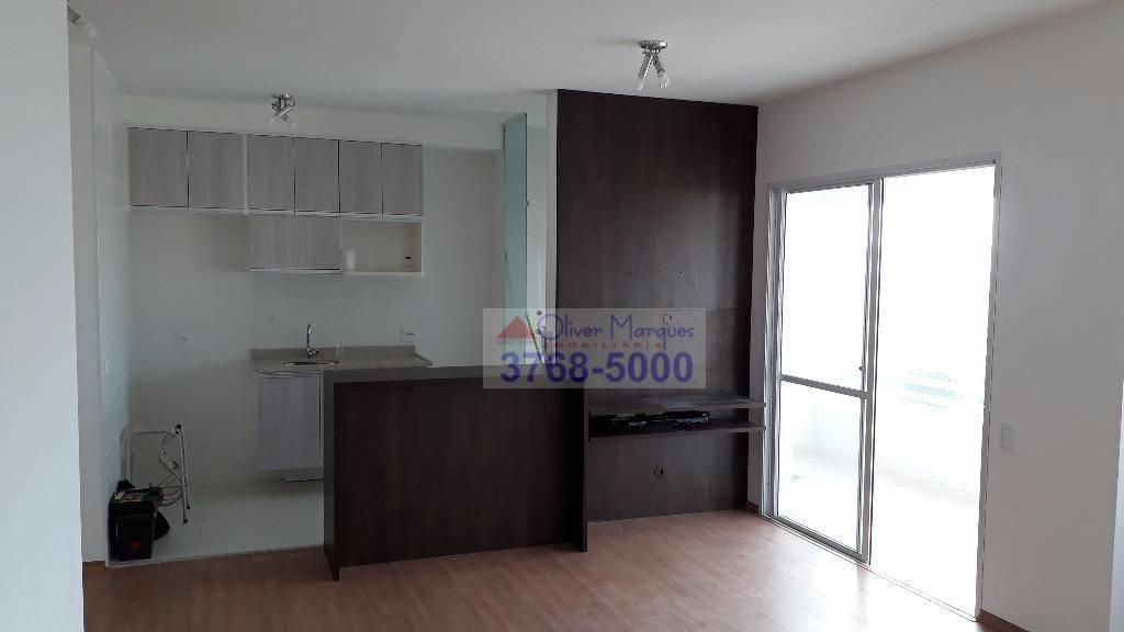Apartamento residencial para locação, Centro, Osasco - AP538