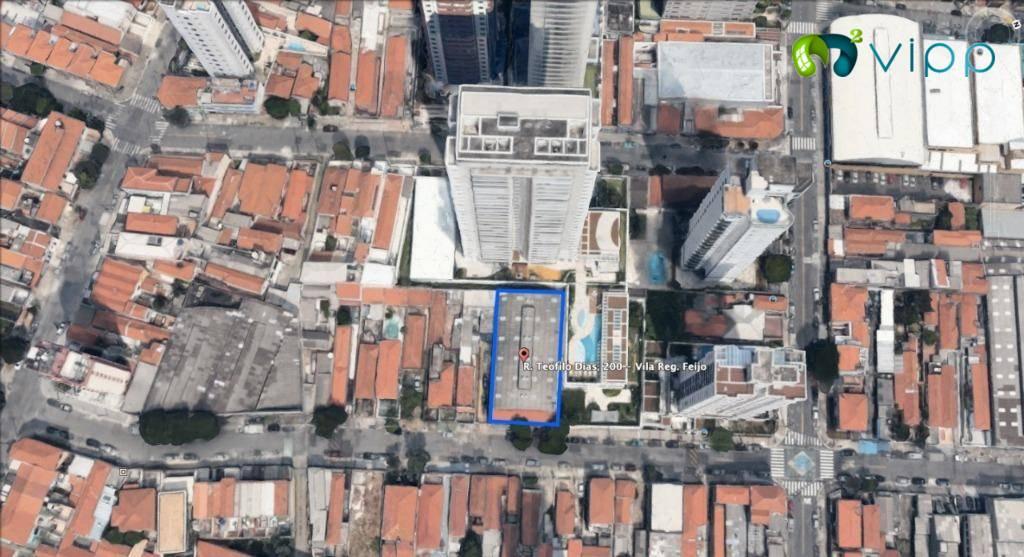 Galpão para alugar, 1200 m² por R$ 26.000/mês - Vila Regente Feijó - São Paulo/SP