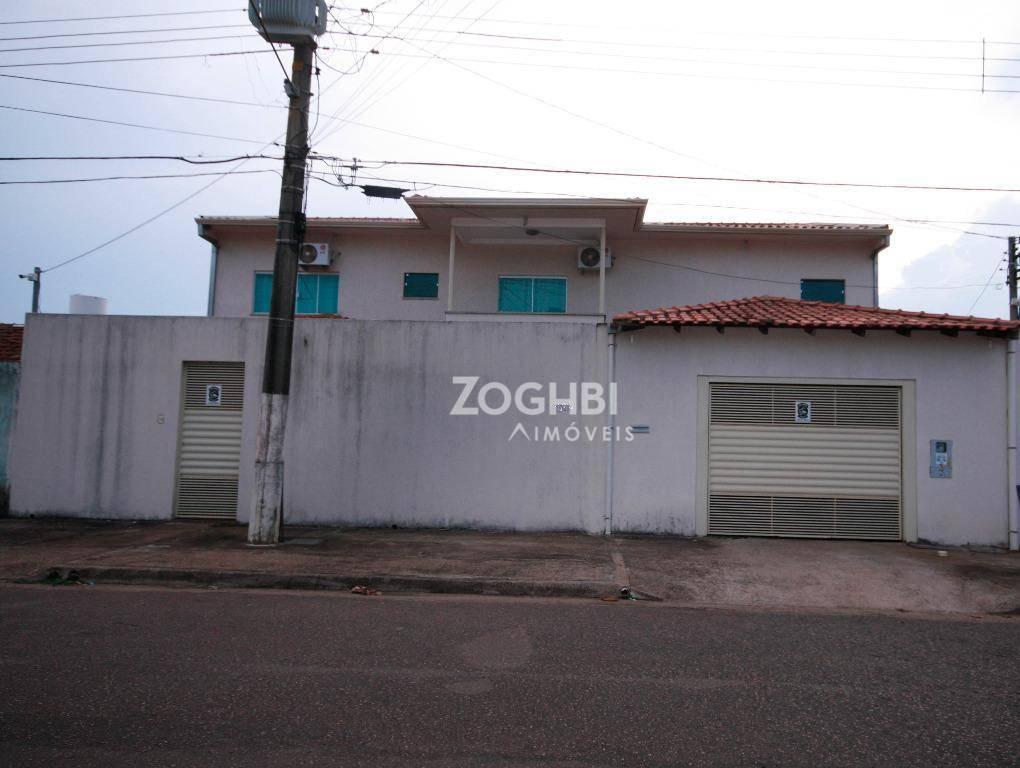 Casa com 5 dormitórios à venda, 320 m² por R$ 820.000 - Cuniã - Porto Velho/RO