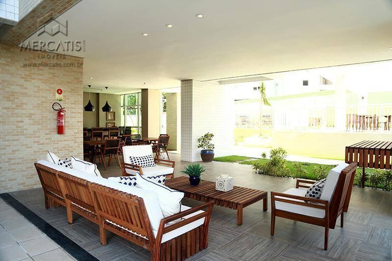 terraço com bar