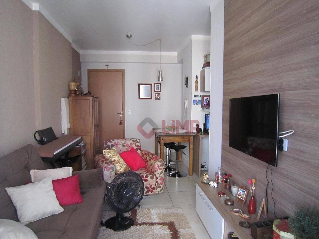 Apartamento residencial à venda, Jardim Infante Dom Henrique, Bauru.