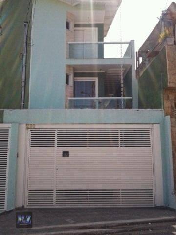 Sobrado residencial à venda, Gopoúva, Guarulhos.
