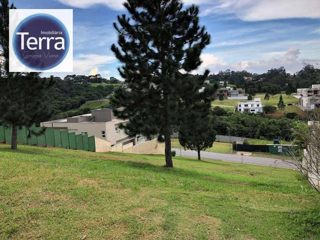 Terreno à venda, 510 m² por R$ 450.000 - Alphaville Granja Viana .