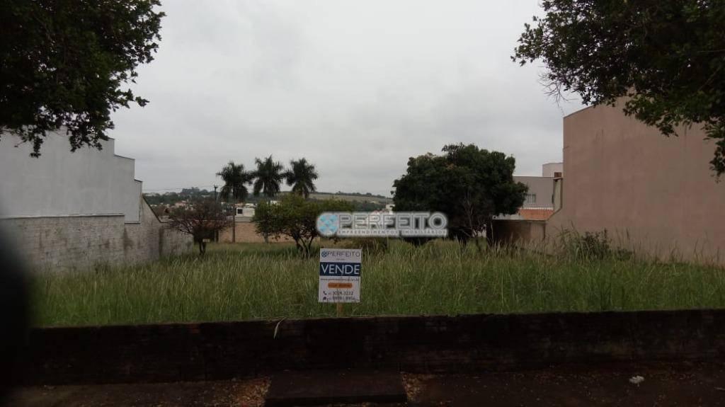 Terreno residencial à venda no Terras de Santana II, em Londrina