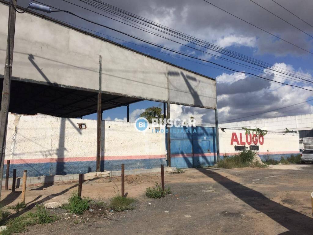Terreno comercial à venda, Sim, Feira de Santana.