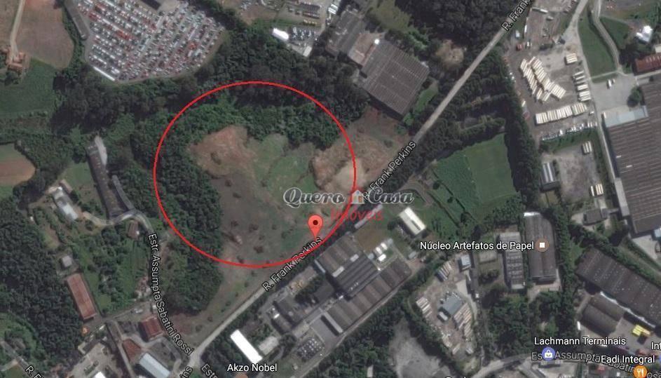 Terreno comercial à venda, Batistini, São Bernardo do Campo.