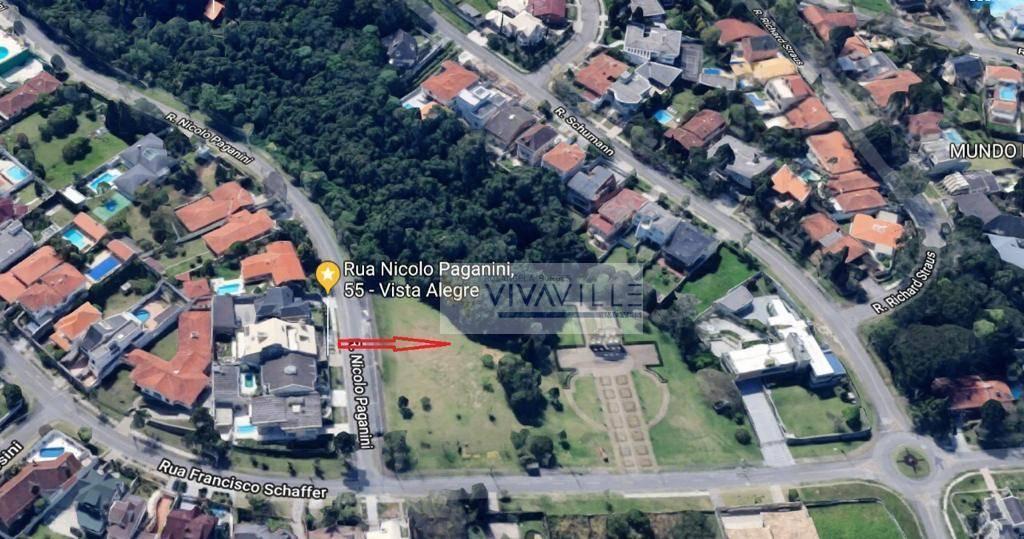 Casa com 6 dormitórios à venda, 750 m² por R$ 3.800.000 - Jardim Schaffer - Curitiba/PR
