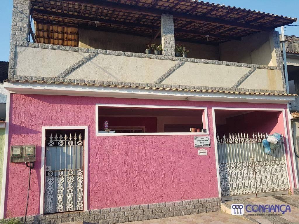 Casa com 4 dormitórios à venda, 140 m² por R$ 650.000 - Campo Grande - Rio de Janeiro/RJ
