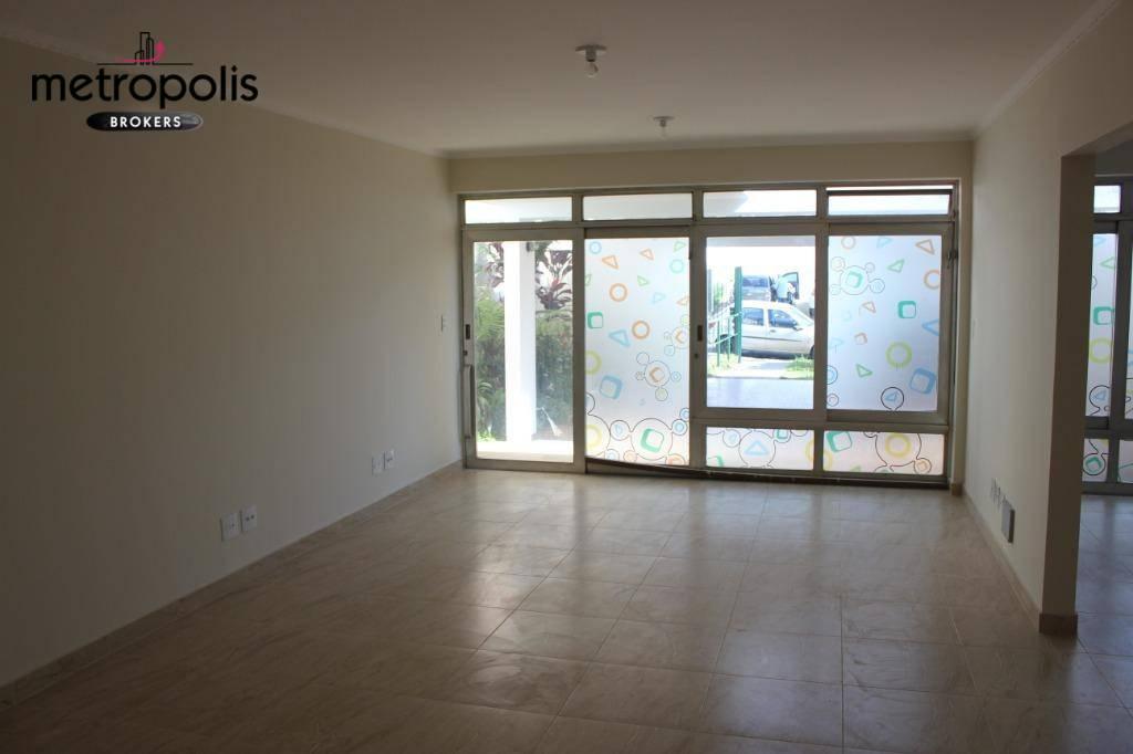 Casa para alugar, 260 m² por R$ 9.000/mês - Osvaldo Cruz - São Caetano do Sul/SP