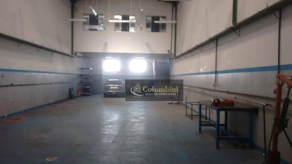 Galpão à venda, 1100 m² - Santo Antônio - São Caetano do Sul/SP
