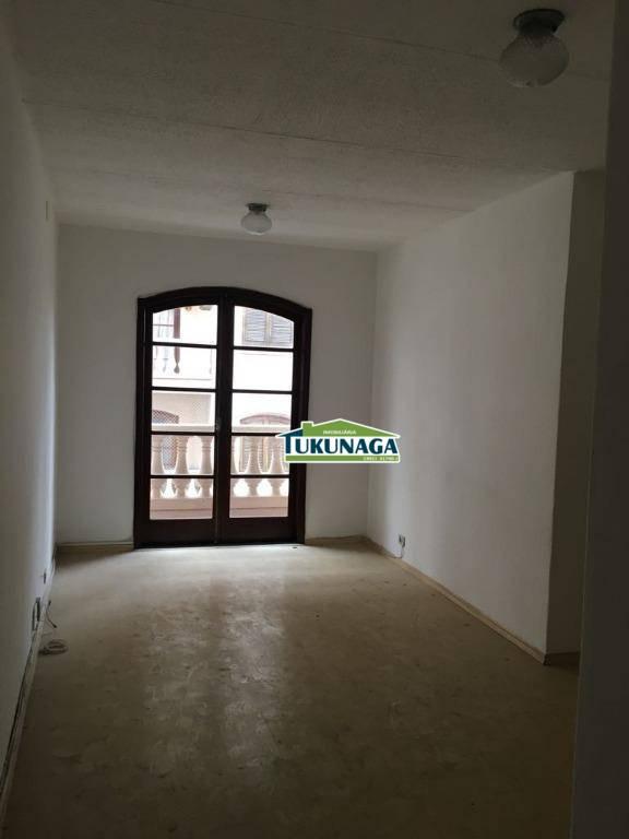 Apartamento com 3 dormitórios para alugar, 67 m² - Vila Rosália - Guarulhos/SP