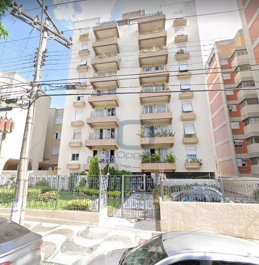 Apartamento com 2 dormitórios à venda, 74 m² por R$ 350.000,00 - Jardim Chapadão - Campinas/SP