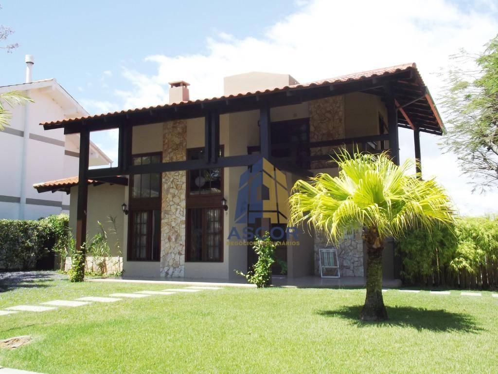 Casa com 3 dormitórios para alugar, 230 m² por R$ 6.950,00/mês - Jurerê Internacional - Florianópolis/SC