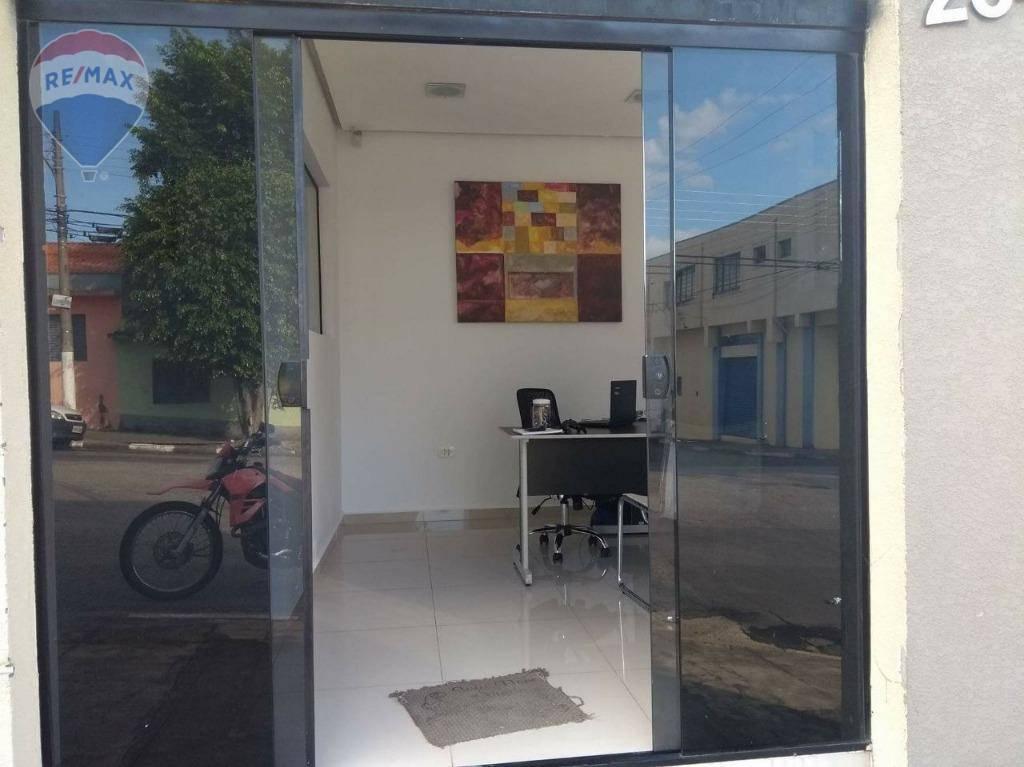 Sala para alugar, 10 m² por R$ 400/mês - Alvinópolis - Atibaia/SP