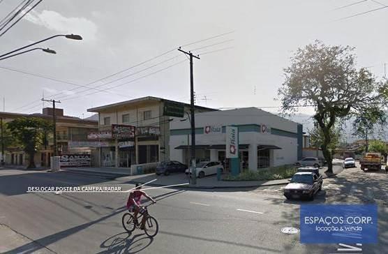 Loja à venda com renda, 247m² - Vila Nova - Cubatão/SP