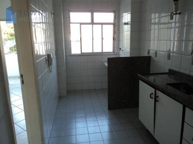 Apartamento com 2 dormitórios para alugar, 68 m² por R$ 1.400,00/mês - Santa Rosa - Niterói/RJ