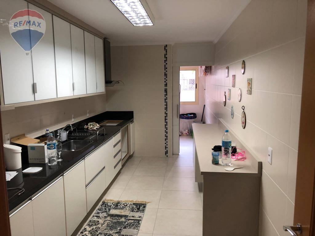 Apartamento com 3 dormitórios à venda, 103 m² por R$ 550.000 - Alvinópolis - Atibaia/SP