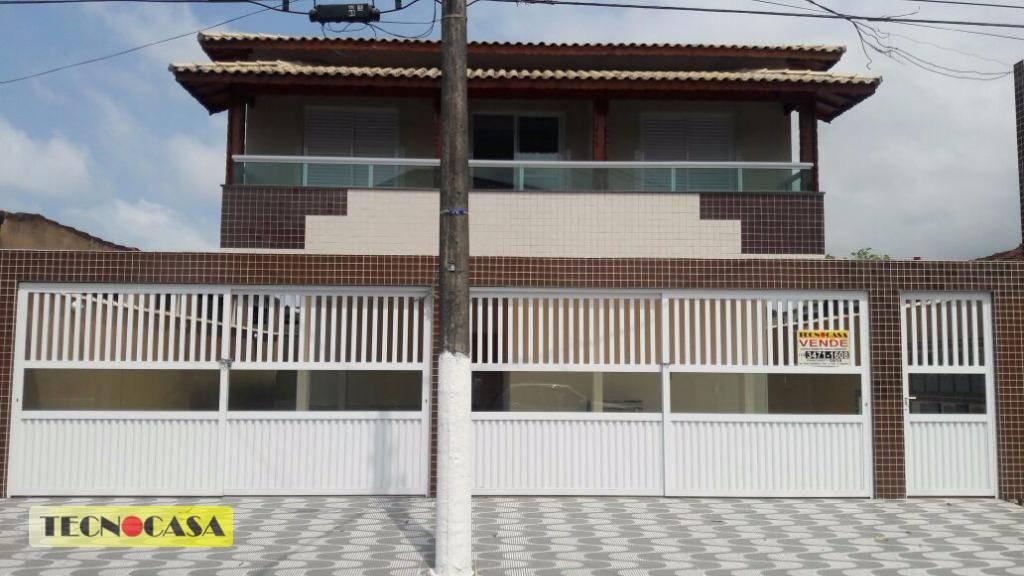 Casa Para Venda, Jardim Melvi, Praia Grande.