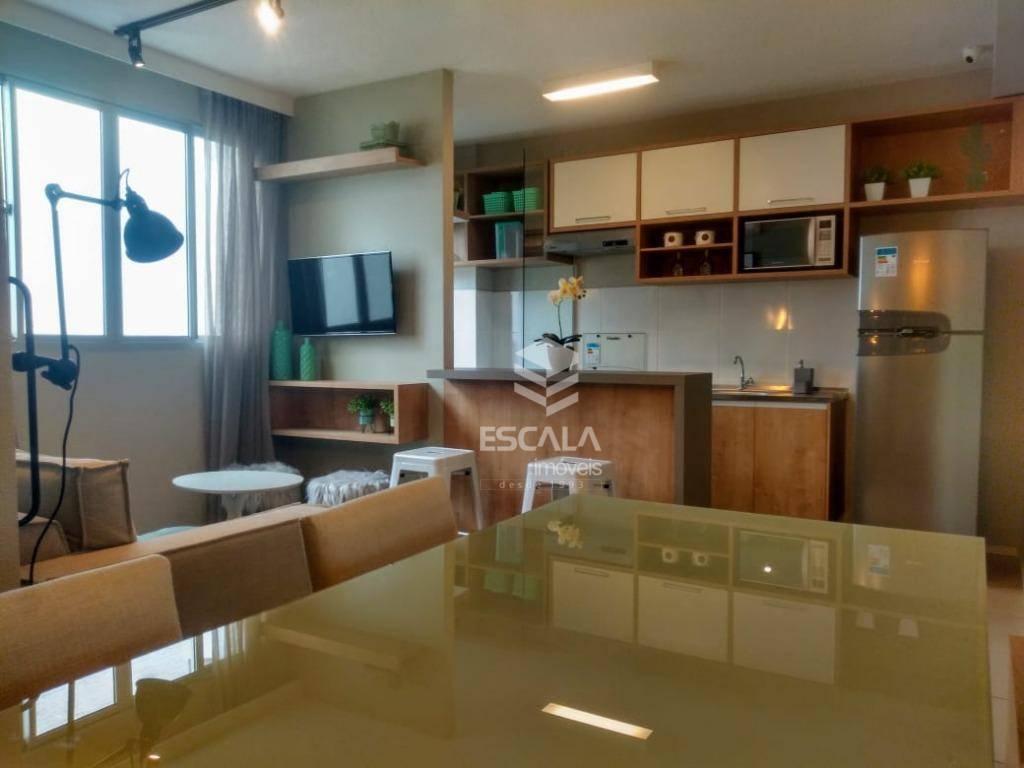 Apartamento com 2 quartos à venda, 41 m², área de lazer, minha casa minha vida - Mesejana - Fortaleza/CE