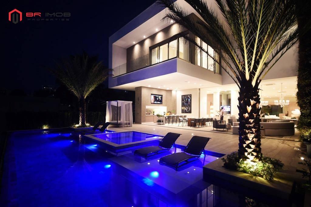 Casa com 6 dormitórios à venda, 1556 m² por R$ 34.949.000 - Alphaville - Santana de Parnaíba/SP