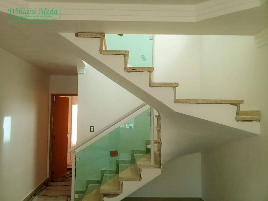 Sobrado Residencial à venda, Parque Renato Maia, Guarulhos - SO1432.