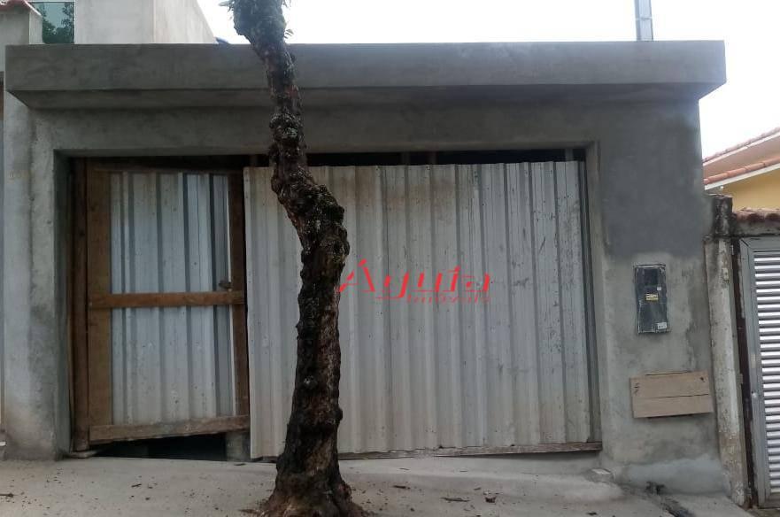 Casa com 2 dormitórios à venda, 80 m² por R$ 500.000 - Jardim Santo Alberto - Santo André/SP