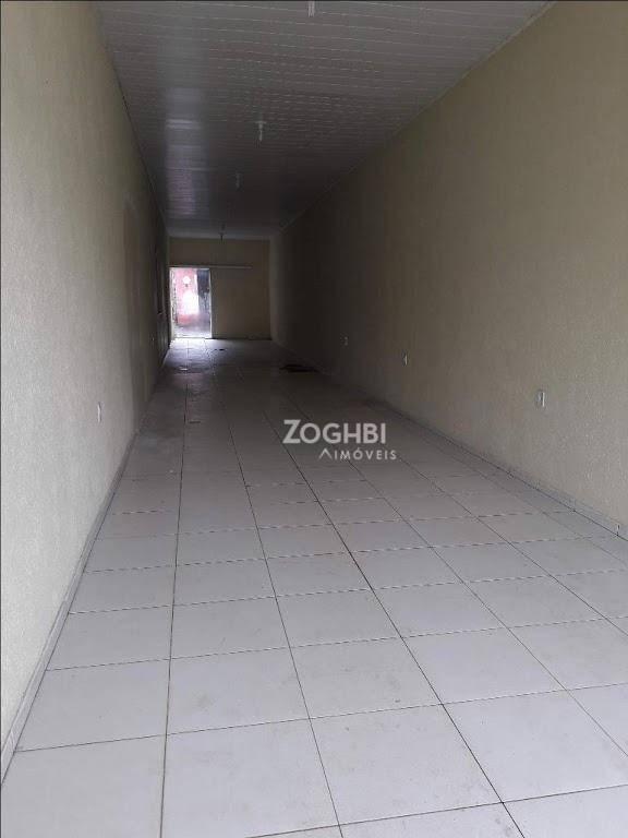 Casa com 2 dormitórios para alugar, 130 m² por R$ 1.800/mês - Pedacinho de Chão - Porto Velho/RO