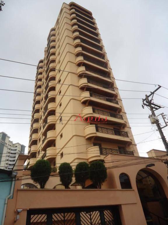 Apartamento Residencial à venda, Centro, Santo André - AP0498.