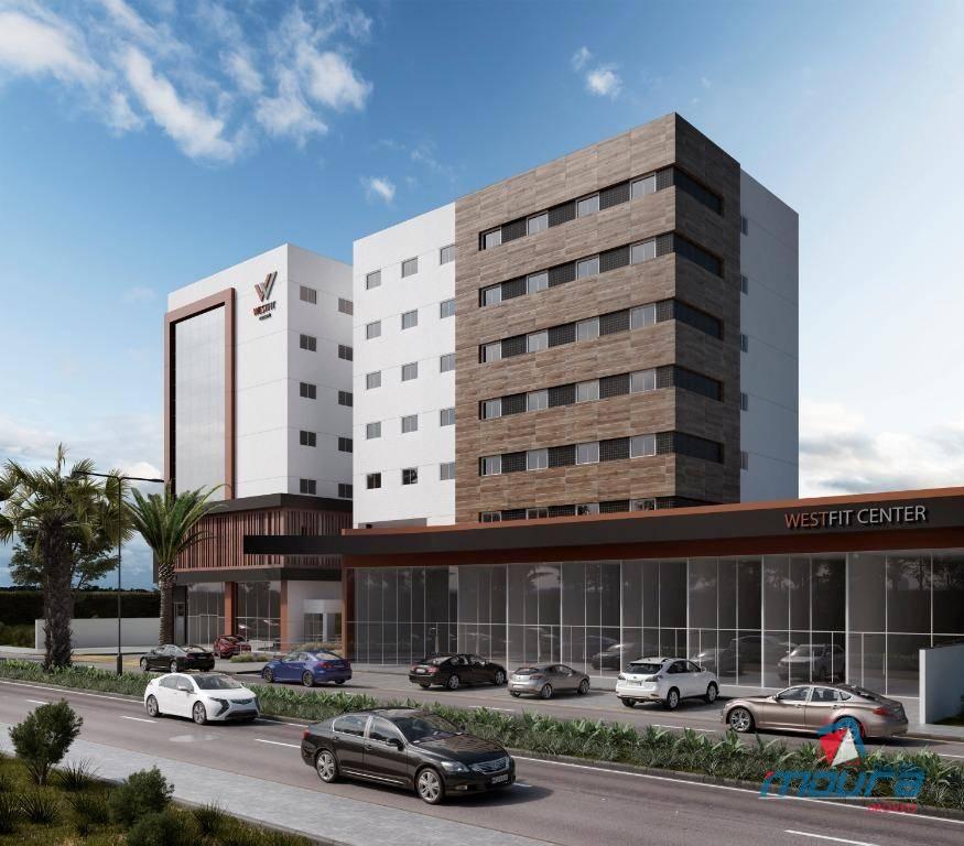 Invista no seu futuro, apartamento 23m² em Nova Betânia,  Mossoró/RN