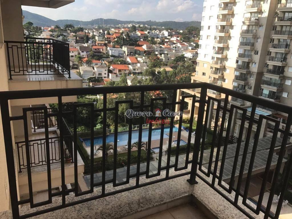Apartamento com 2 dormitórios à venda por R$ 420.000 - Alpha