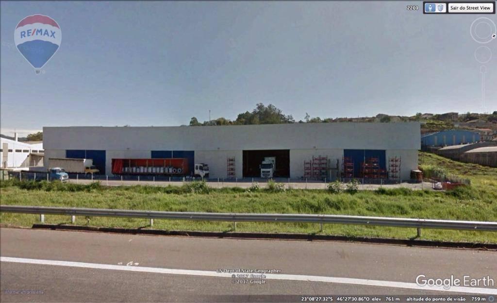 Galpão à venda, 3000 m² por R$ 7.000.000  Rodovia Dom Pedro I, 61 - Bom Jesus Perdoes - Atibaia/SP