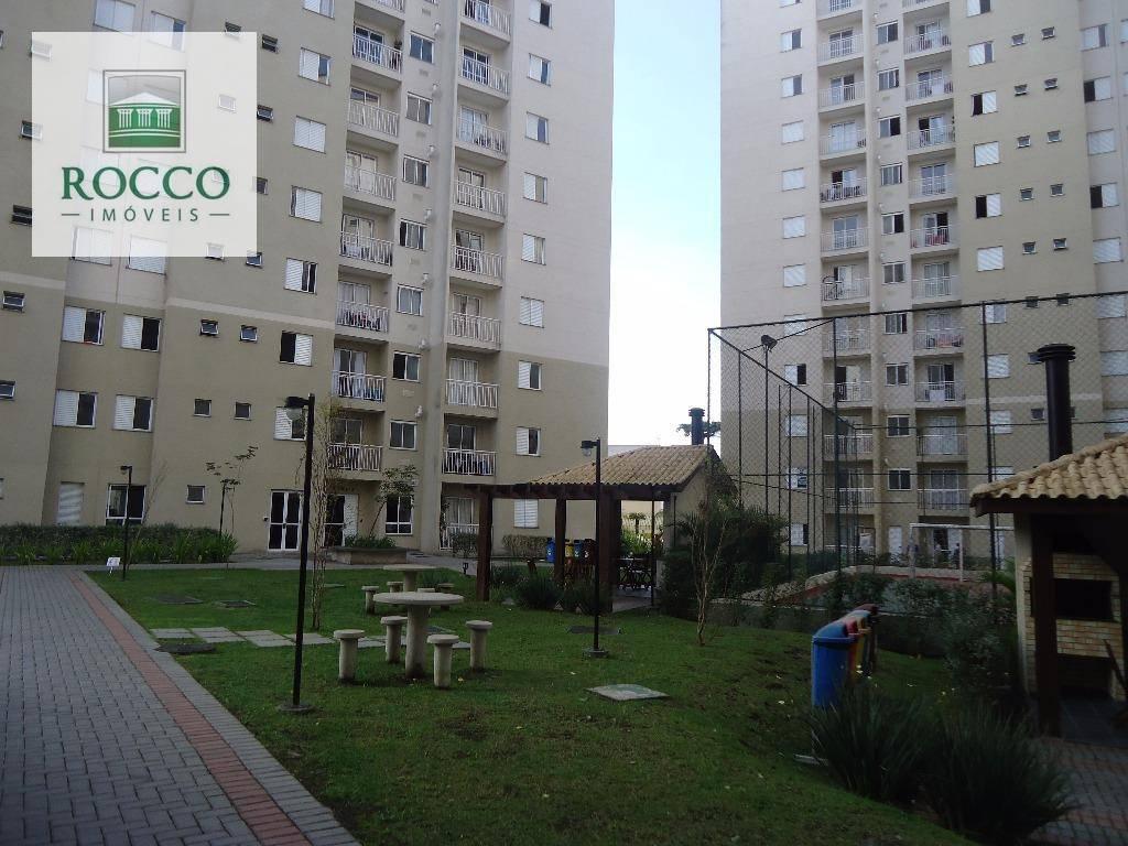 Apartamento residencial para venda e locação, Tingui, Curiti