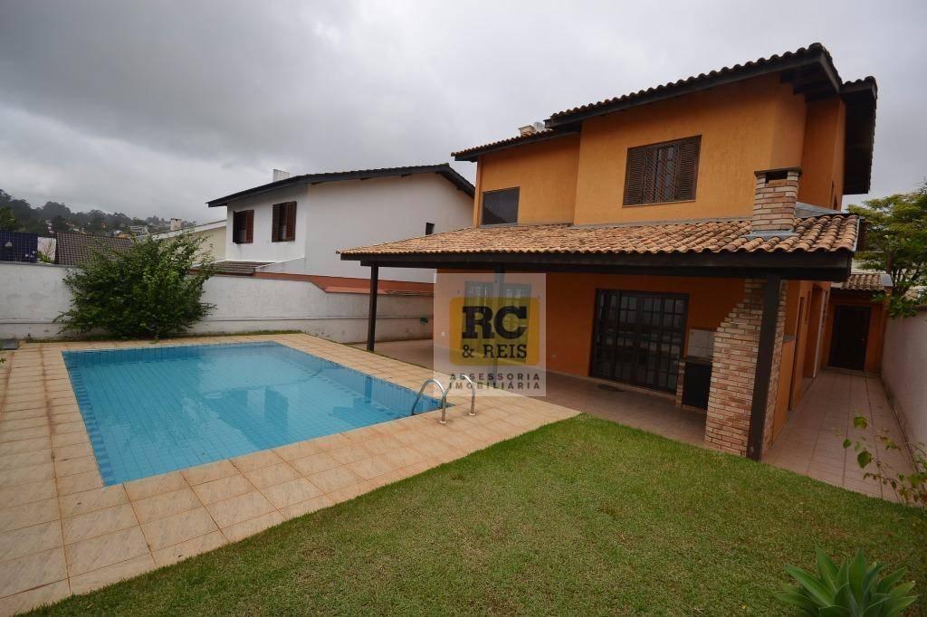 Casa de 4 dormitórios à venda em Alphaville Residencial 11, Santana De Parnaíba - SP